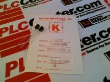 KELVIN 640-125-0