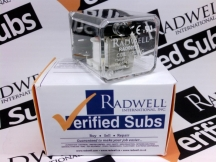 RADWELL VERIFIED SUBSTITUTE RR1BAUCAC120VSUB