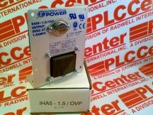 INTERNATIONAL POWER IHA5-1.5/OVP