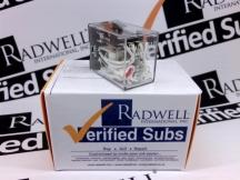 RADWELL VERIFIED SUBSTITUTE 15614T1L0SUB
