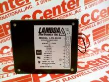 LAMBDA LFS-39-24