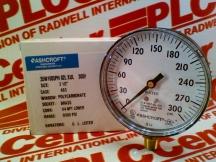 ASHCROFT 35W1005-PH-02L-XUL/0-100