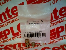 RADIALL RF CONNECTORS R141.004.000W