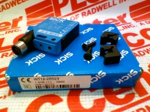 SICK OPTIC ELECTRONIC WT122-B523