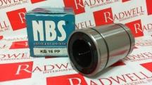NBS BEARING KB16PP