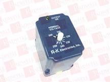 RK ELECTRONICS TVM-200-20