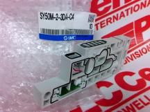 SMC SY50M-2-3DA-C4