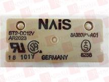 MATSUSHITA ELECTRIC ST2DC12V