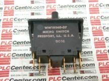 MICROSWITCH WW1K06D-D7