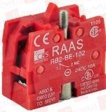 SHAMROCK CONTROLS RB2-BE-102