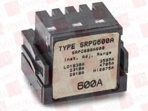 GENERAL ELECTRIC SRPG600A600