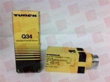 TURCK ELEKTRONIK BI10F-Q34-ADZ30X2-B3131/S34