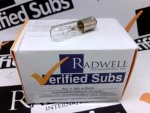 RADWELL VERIFIED SUBSTITUTE 2867316SUB