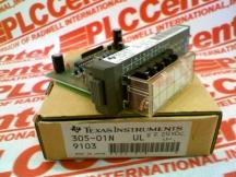 TEXAS INSTRUMENTS PLC 305-01N-UL