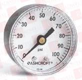 ASHCROFT 20W1005-H-01B-100