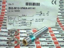 TURCK ELEKTRONIK BI2-M12-VN6X-H1141