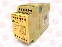 PILZ PNOZ-X3-230VAC-24VDC-3N/O-1N/C-1SO