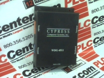 CYPRESS SOLUTIONS WDG-4511