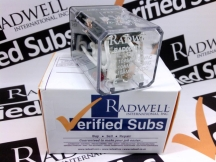 RADWELL VERIFIED SUBSTITUTE 105A3PDT120VACSUB