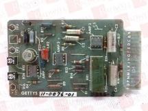 GETTYS MODICON 11-0076-01