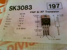 THOMSON CONSUMER SK3083