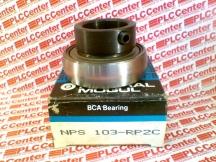 BCA BEARING NPS-103-RP2C