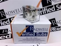 RADWELL VERIFIED SUBSTITUTE R12-17A3-120B-SUB