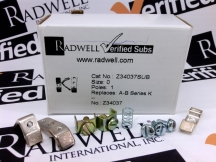 RADWELL VERIFIED SUBSTITUTE Z34037-SUB