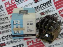 RBM CONTROLS 90-201