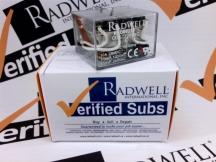 RADWELL VERIFIED SUBSTITUTE RH4BULAC120VSUB
