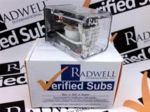 RADWELL VERIFIED SUBSTITUTE 105ADPDT120VACSUB
