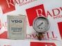 VDO INSTRUMENTS 1765-114-0-100