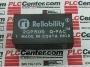 RELIABILITY INC 2QP5U9