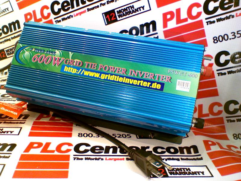 PSWGT-600 by POWER JACK ELECTRIC - Buy or Repair at Radwell