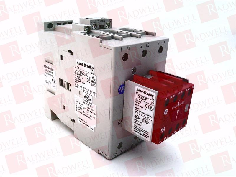 100S-C85DJ22C by ALLEN BRADLEY - Buy or Repair at Radwell - Radwell com