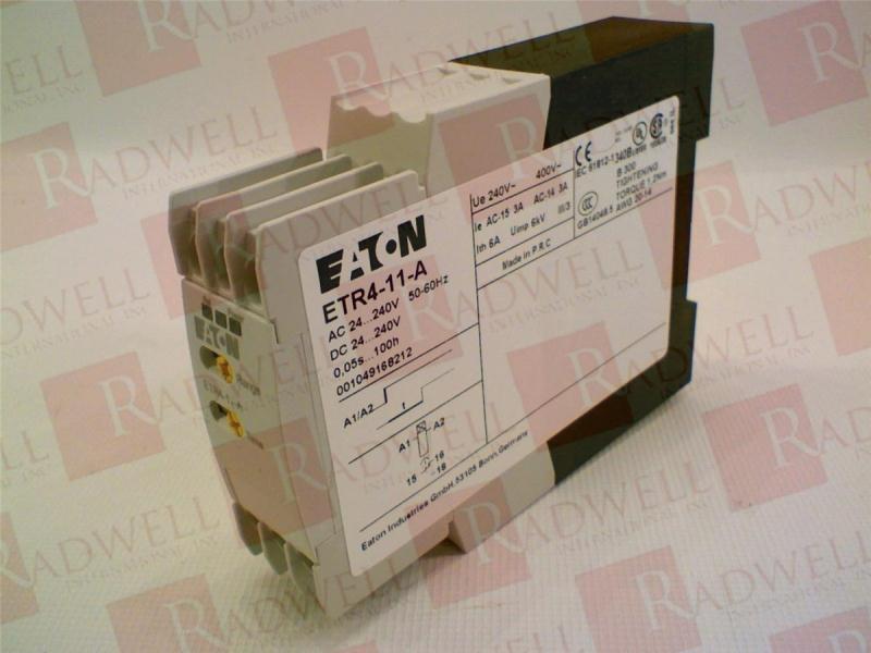 Klockner Moeller ETR4-11-A ETR411A Timer
