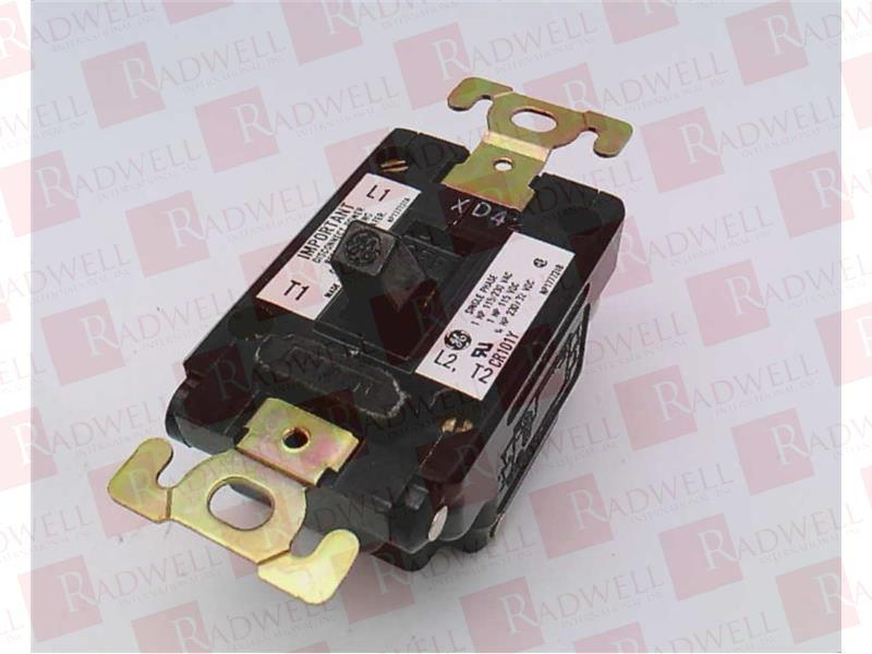 GENERAL ELECTRIC CR101Y