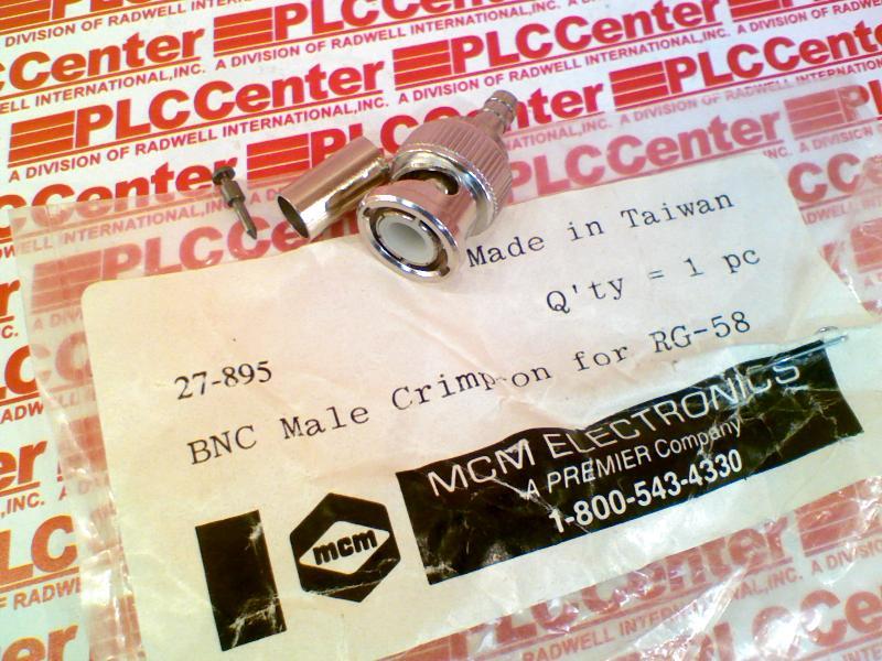 MCM ELECTRONICS 27-895 0