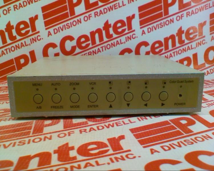 CCTV INC QAC1004