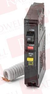 SCHNEIDER ELECTRIC QO120GFI