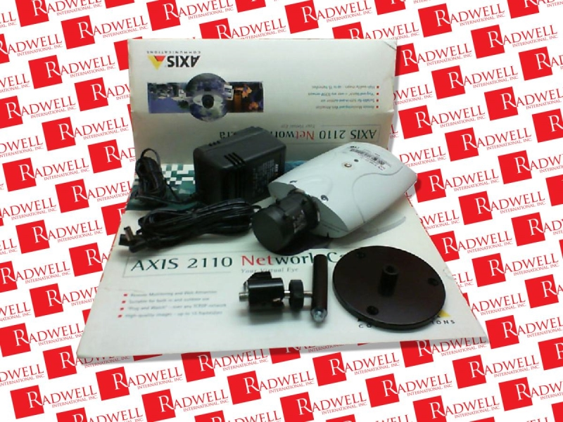 AXIS COMMUNICATIONS 2110