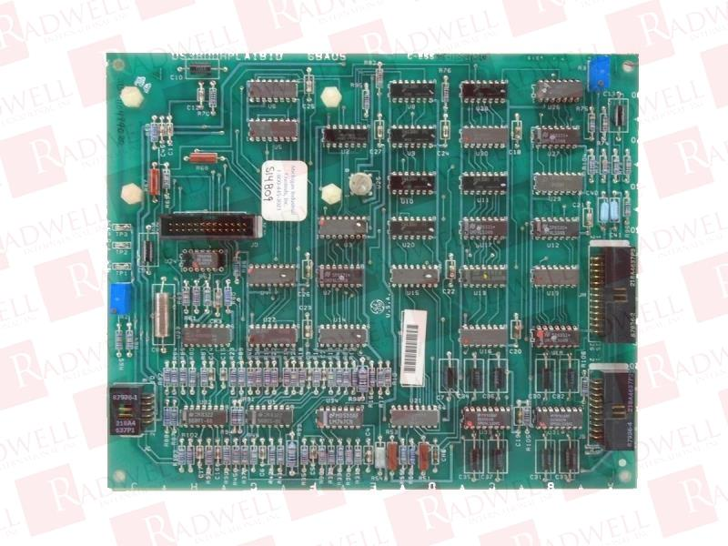 GENERAL ELECTRIC DS3800HPLA1B1C