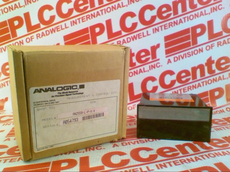 ANALOGIC AN2559-L-P-X-X