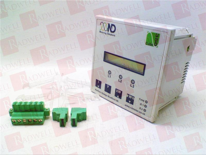 NORTHERN DESIGN ELECTRONICS CUBE350-485