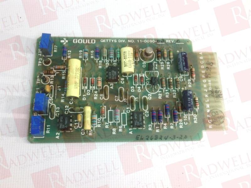 GETTYS MODICON 11-0090-03