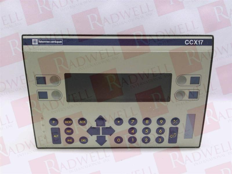 SCHNEIDER ELECTRIC TCC-X-1720LW