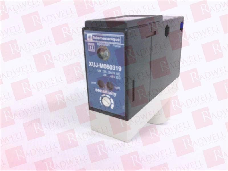 XUJ-M060319 by SCHNEIDER ELECTRIC - Buy or Repair at Radwell