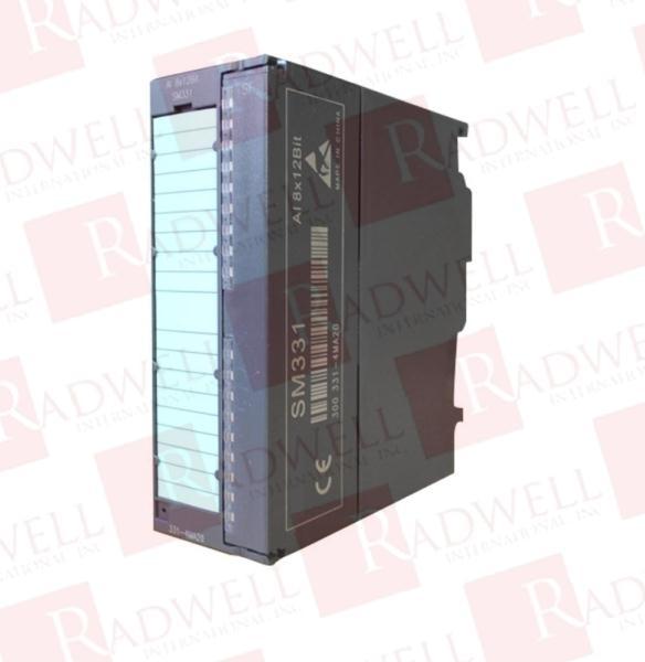 RADWELL VERIFIED SUBSTITUTE 6ES7-331-7KF02-0AB0-SUB