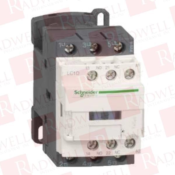 SCHNEIDER ELECTRIC LC1D25N7
