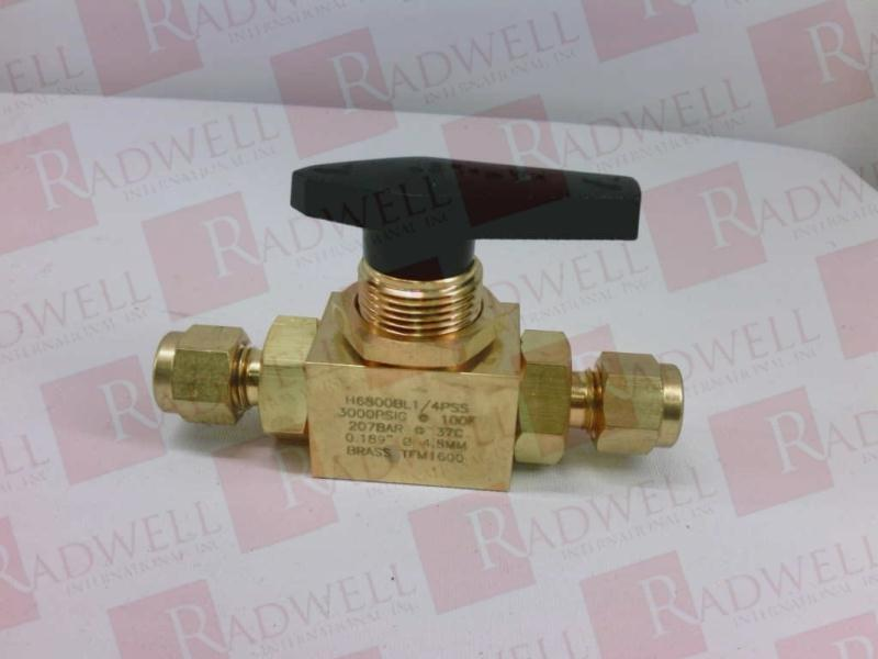 HAMLET H6800BL1/4PSS